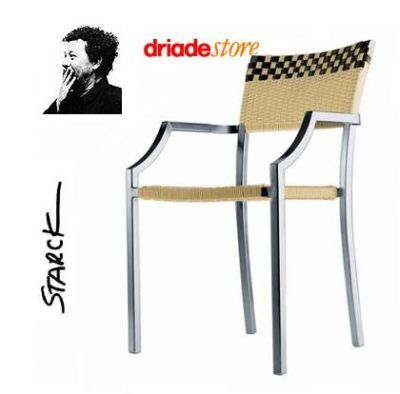 driade 4x hussen f r one cafe st hle philippe starck. Black Bedroom Furniture Sets. Home Design Ideas