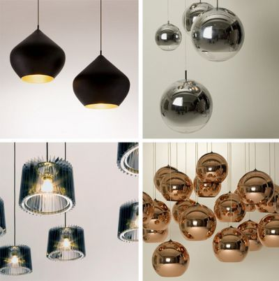 tom dixon copper shade 45cm bronze gold farben. Black Bedroom Furniture Sets. Home Design Ideas